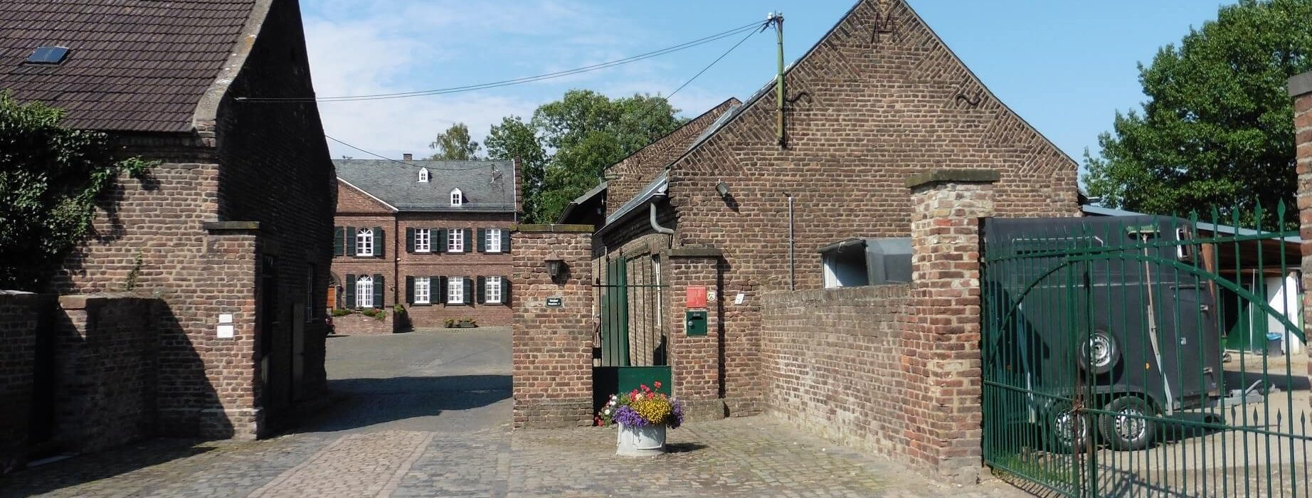 Immobilienmarkt Köln-Widdersdorf